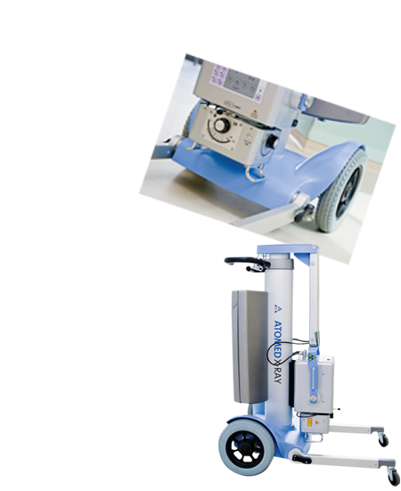 <H1>Portable Integrated DR X-ray System<H1>